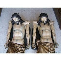 CRISTO BARROCO ARTICULADO DE 180 cm.
