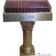 LAMPADARIO  MADERA, VELONES LED, DESDE 1.779,52€