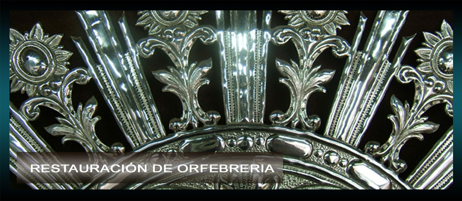 RESTAURACIÓN DE ORFEBRERIA.