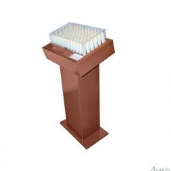 LAMPADARIO ELÉCTRÓNICO - LUCES LED