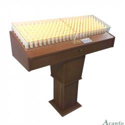 LAMPADARIO ELÉCTRÓNICO - VELAS LED. 1.188,00€
