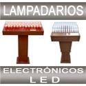 LAMPADARIOS ELECTRÓNICOS LED